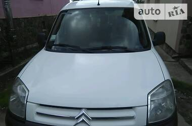 Цены Citroen Berlingo пасс. Дизель