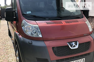Цены Peugeot Boxer пасс. Дизель
