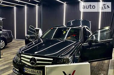 Цены Mercedes-Benz C 180 Дизель
