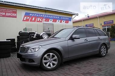 Цены Mercedes-Benz C 200 Дизель