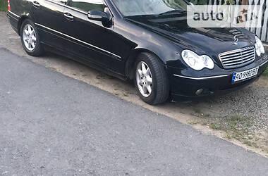 Ціни Mercedes-Benz C 200 Дизель