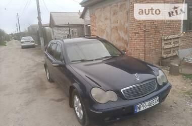 Цены Mercedes-Benz C 220 Дизель