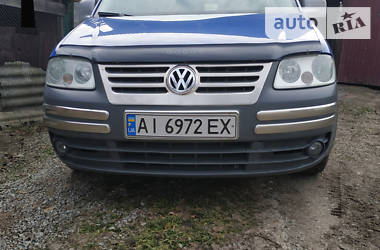 Цены Volkswagen Caddy груз-пас Дизель