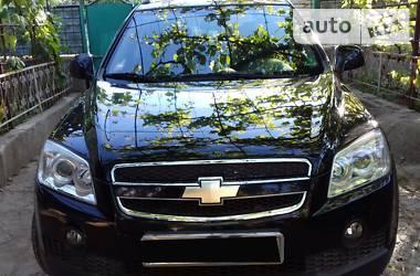 Цены Chevrolet Captiva Дизель
