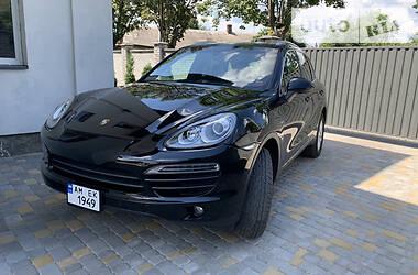 Цены Porsche Cayenne Дизель
