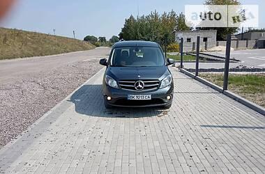 Цены Mercedes-Benz Citan груз. Дизель