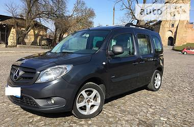 Цены Mercedes-Benz Citan пас. Дизель