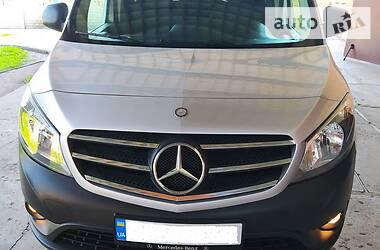 Цены Mercedes-Benz Citan пас. Дизель