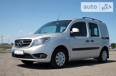 Ціни Mercedes-Benz Citan пас. Дизель