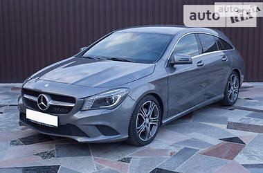 Цены Mercedes-Benz CLA 220 Дизель