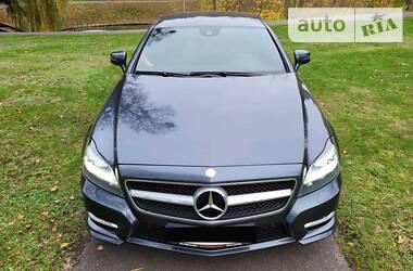 Ціни Mercedes-Benz CLS 250 Дизель