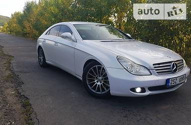 Цены Mercedes-Benz CLS 320 Дизель