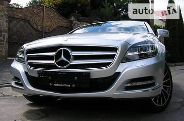 Ціни Mercedes-Benz CLS 350 Дизель