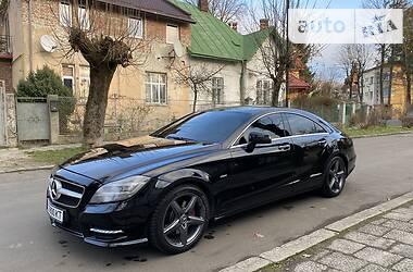Цены Mercedes-Benz CLS 350 Дизель