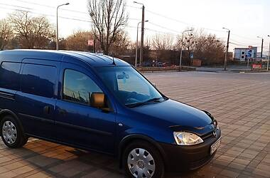 Цены Opel Combo груз. Дизель