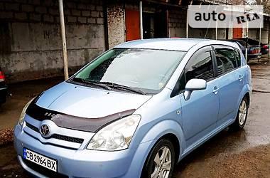 Цены Toyota Corolla Verso Дизель