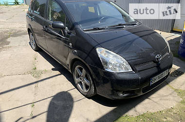 Ціни Toyota Corolla Verso Дизель