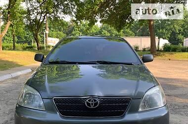 Ціни Toyota Corolla Дизель