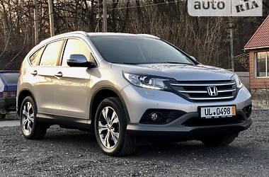 Цены Honda CR-V Дизель