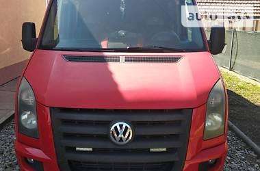 Цены Volkswagen Crafter груз.-пасс. Дизель