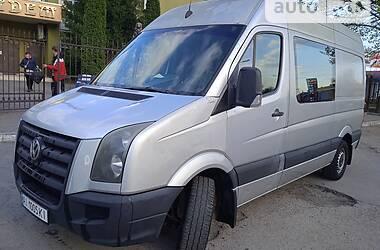 Ціни Volkswagen Crafter вантаж-пас Дизель