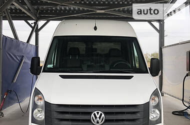 Цены Volkswagen Crafter груз. Дизель