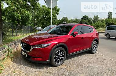 Ціни Mazda CX-5 Дизель