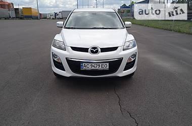 Ціни Mazda CX-7 Дизель