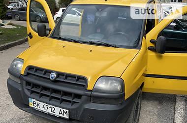 Ціни Fiat Doblo груз.-пасс. Дизель