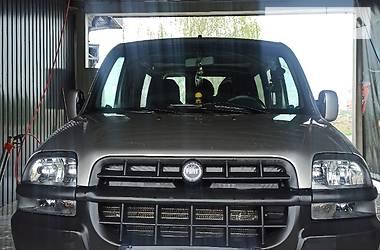 Ціни Fiat Doblo пасс. Дизель