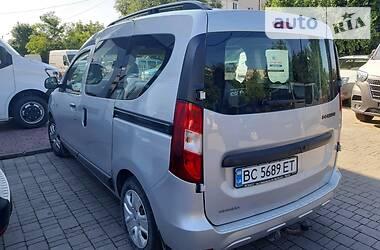 Цены Renault Dokker пасс. Дизель