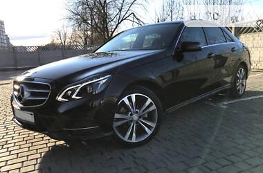 Ціни Mercedes-Benz E 220 Дизель