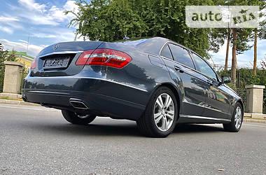 Цены Mercedes-Benz E 250 Дизель
