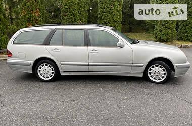 Ціни Mercedes-Benz E 270 Дизель