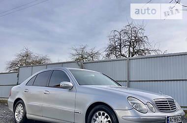 Цены Mercedes-Benz E 270 Дизель