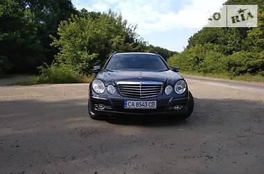 Цены Mercedes-Benz E 280 Дизель