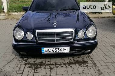 Цены Mercedes-Benz E 290 Дизель