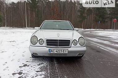 Ціни Mercedes-Benz E 290 Дизель