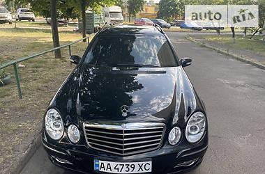Ціни Mercedes-Benz E 320 Дизель