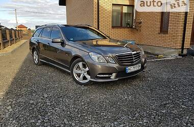 Цены Mercedes-Benz E 350 Дизель