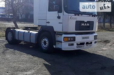 Цены MAN F 2000 Дизель
