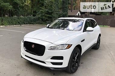 Цены Jaguar F-Pace Дизель