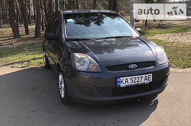 Цены Ford Fiesta Дизель