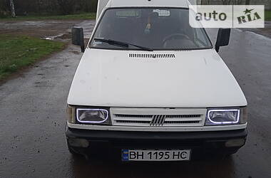 Ціни Fiat Fiorino груз. Дизель