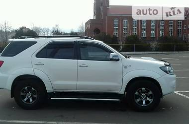 Цены Toyota Fortuner Дизель