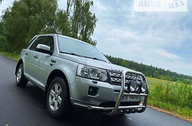 Ціни Land Rover Freelander Дизель