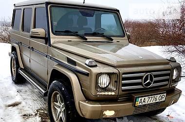 Ціни Mercedes-Benz G 350 Дизель