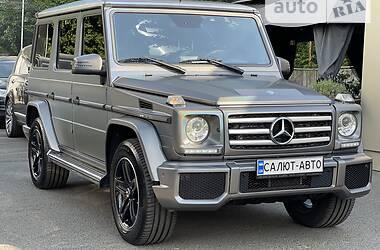 Цены Mercedes-Benz G 350 Дизель