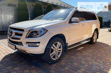 Цены Mercedes-Benz GL 350 Дизель