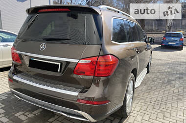 Цены Mercedes-Benz GL 350 Дизель